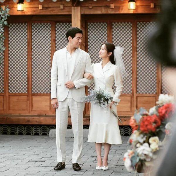 """Ngắm bộ ảnh cưới lung linh của Jang Nara và Lee Sang Yoon trong """"VIP"""" 7"""