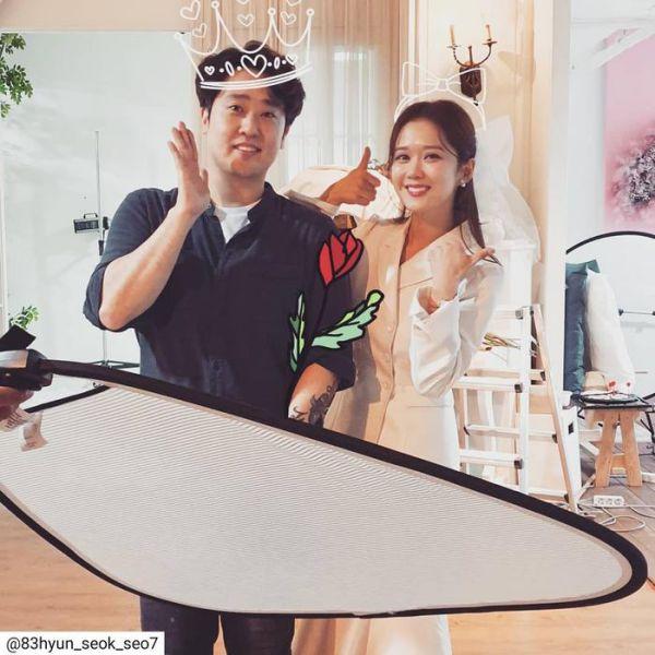 """Ngắm bộ ảnh cưới lung linh của Jang Nara và Lee Sang Yoon trong """"VIP"""" 8"""