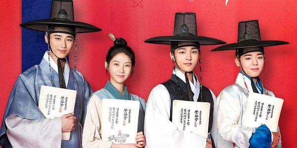 """Tổng hợp nhạc phim (OST) """"Biệt Đội Hoa Hòe: Trung Tâm Mai Mối Joseon"""" 1"""