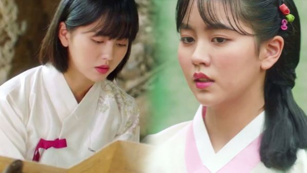 """Hóa ra Kim So Hyun cắt tóc ngắn trong """"The Tale of Nokdu"""" là vì?1"""