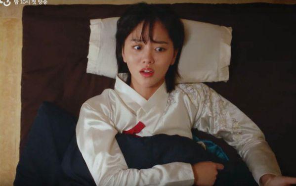 """Hóa ra Kim So Hyun cắt tóc ngắn trong """"The Tale of Nokdu"""" là vì?5"""