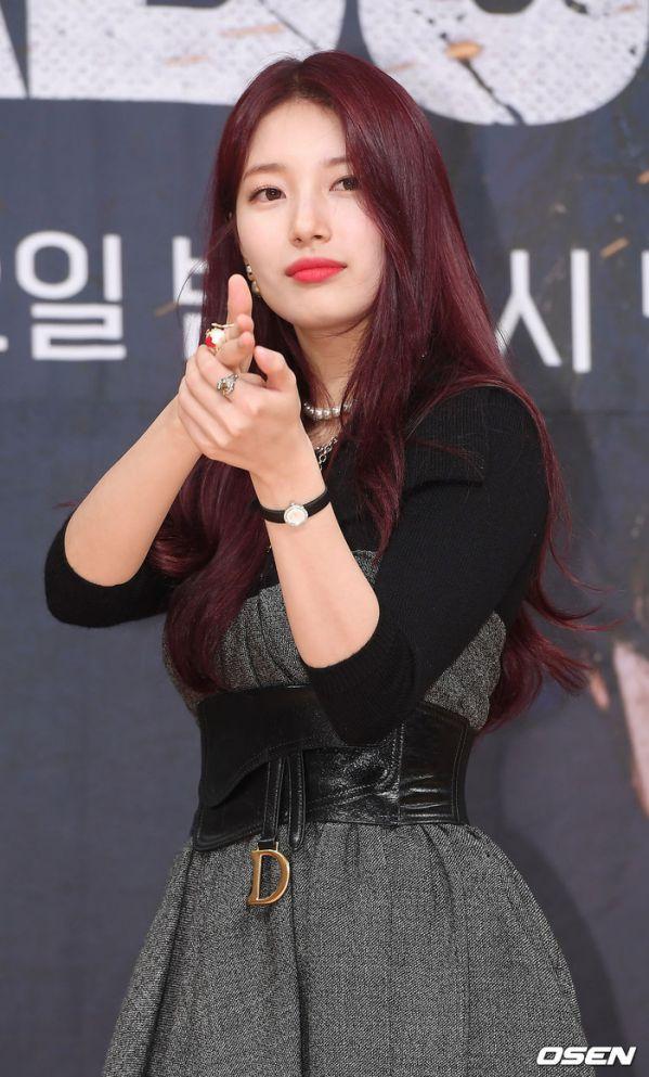 """Họp báo ra mắt """"Vagabond"""": Suzy xinh đẹp và quyến rũ bên Lee Seung Gi 3"""