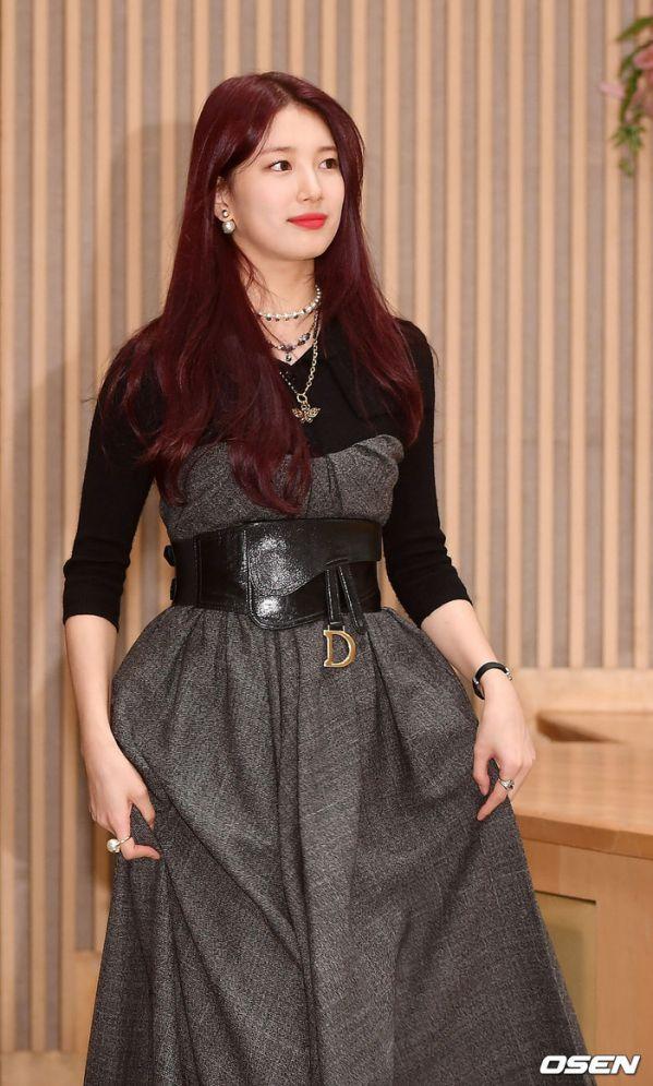 """Họp báo ra mắt """"Vagabond"""": Suzy xinh đẹp và quyến rũ bên Lee Seung Gi 4"""