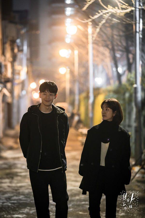 """""""Khi Hoa Trà Nở"""" tung Poster của cặp đôi Gong Hyo Jin - Kang Ha Neul 11"""