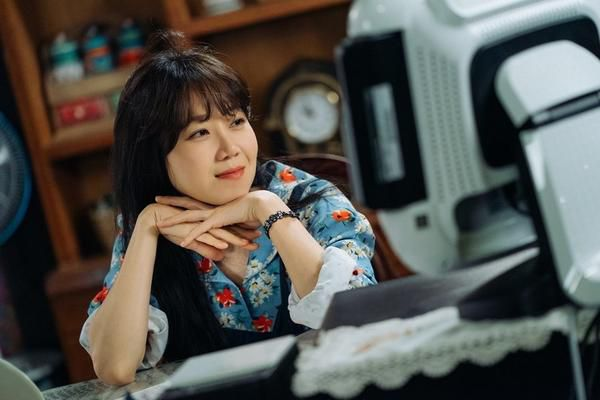 """""""Khi Hoa Trà Nở"""" tung Poster của cặp đôi Gong Hyo Jin - Kang Ha Neul 6"""