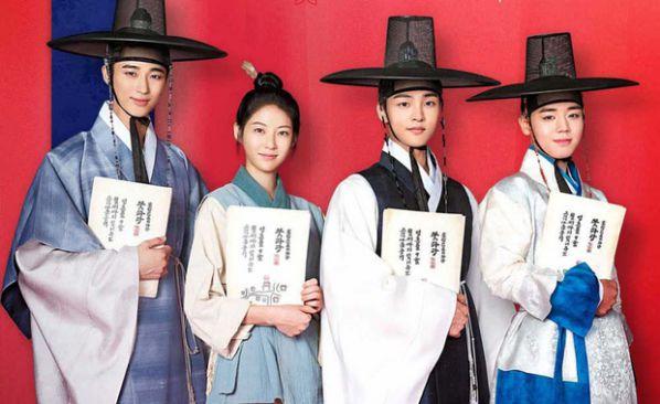"""Ngắm qua profile dàn cast siêu xịn của """"Trung Tâm Mai Mối Joseon"""" 1"""