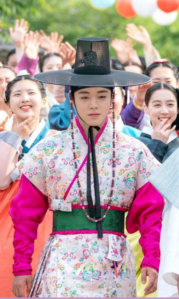 """Ngắm qua profile dàn cast siêu xịn của """"Trung Tâm Mai Mối Joseon"""" 9"""