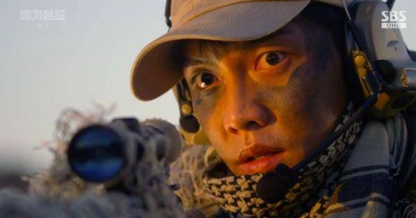 """Tập 1 """"Vagabond"""" đạt Rating khủng, đứng đầu top tìm kiếm tại Hàn 15"""
