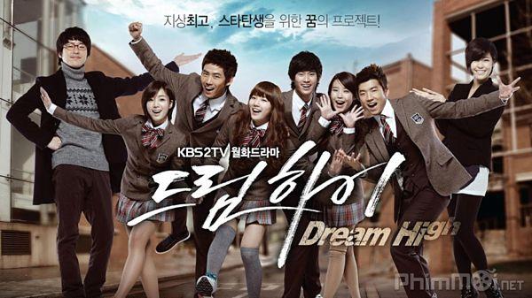 Top các phim Hàn Quốc hay nhất lấy cảm hứng từ âm nhạc Kpop 1