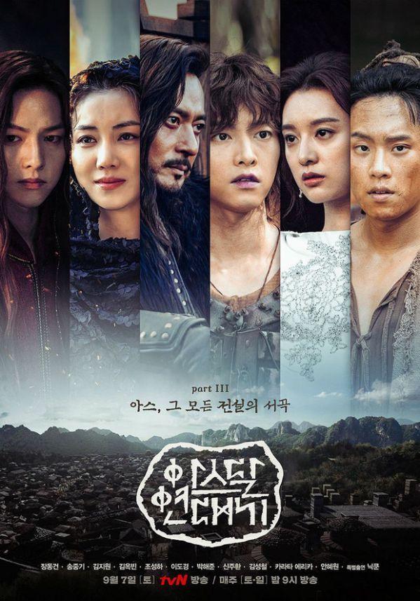 Top phim Hàn và diễn viên nổi tiếng nhất từ ngày 2 đến 8 tháng 9 4