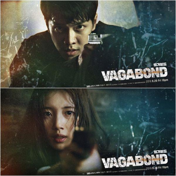 """""""Vagabond"""": Bom tấn phá đảo Rating tháng 9 của Suzy và Lee Seung Gi 4"""