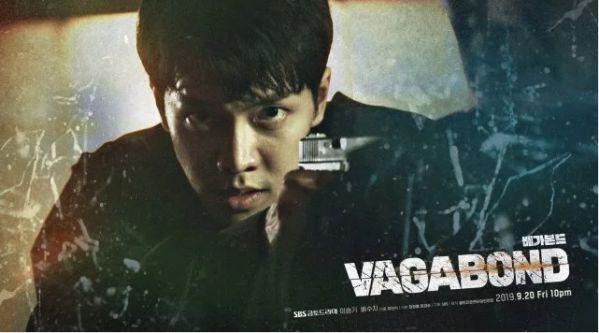 """""""Vagabond - Lãng Khách"""" tung Poster """"ngầu lòi"""" tới tận 12 nhân vật 3"""