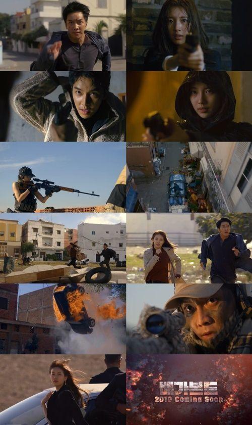 """""""Vagabond - Lãng Khách"""" tung Poster """"ngầu lòi"""" tới tận 12 nhân vật 5"""