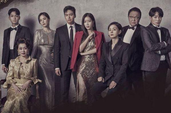 """5 phim Hàn hay nhất về đấu đá trong gia đình giống """"Graceful Family"""" 10"""