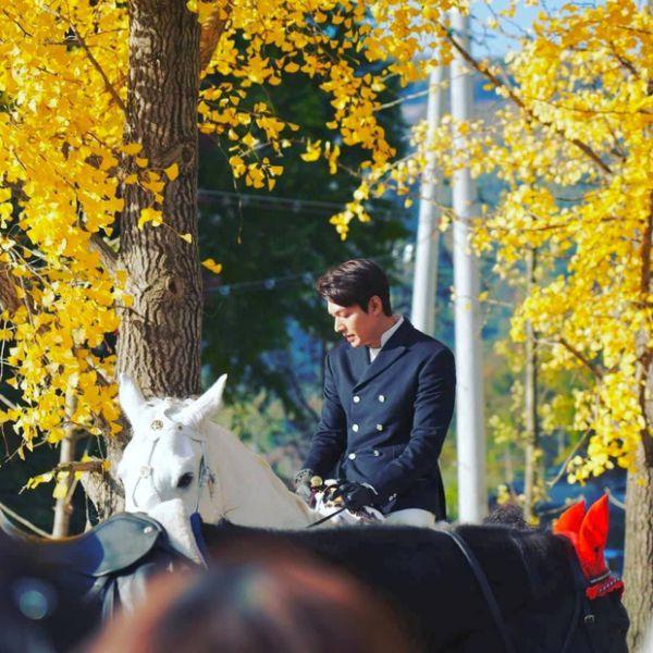 """Hình ảnh đầu tiên của Lee Min Ho trong """"The King: The Eternal Monarch"""" 5"""