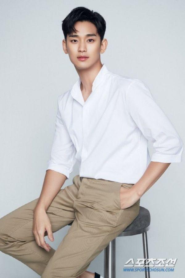 """Kim Soo Hyun cân nhắc tham gia phim """"Psycho But It's Okay"""" 1"""