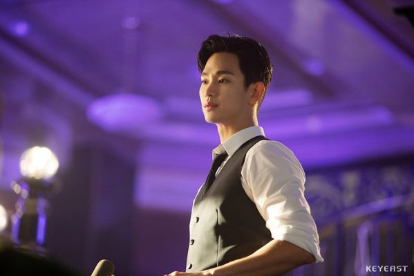 """Kim Soo Hyun cân nhắc tham gia phim """"Psycho But It's Okay"""" 3"""