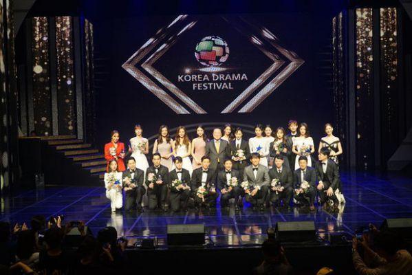 Korea Drama Awards 2019: SKY Castle thắng đậm, Hotel Del Luna thì...1