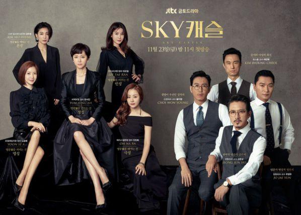Korea Drama Awards 2019: SKY Castle thắng đậm, Hotel Del Luna thì...2