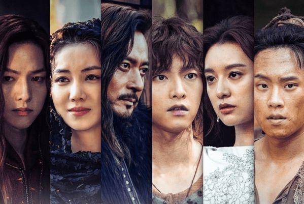 """""""My Country - Đất Nước Tôi"""" đúng chuẩn gu phim cổ trang Hàn Quốc 2"""