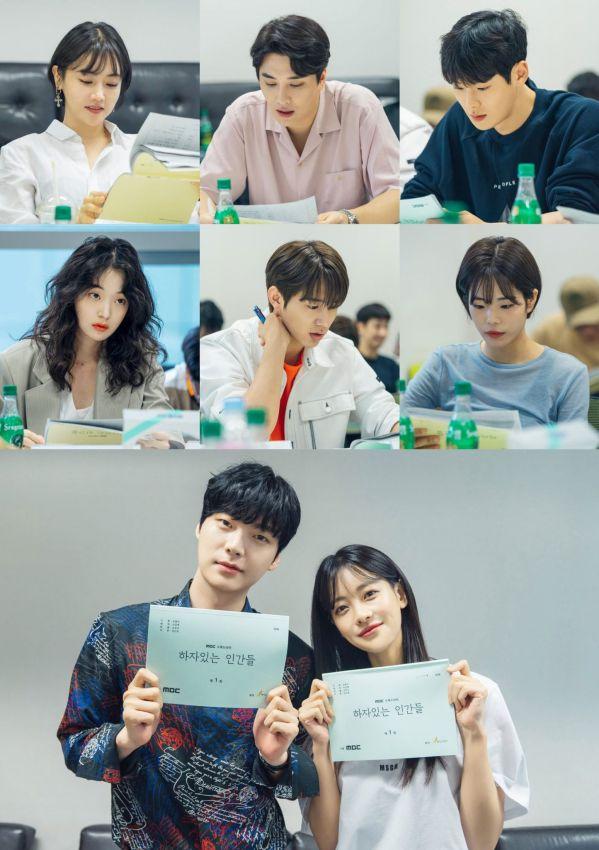 """""""People with Flaws"""" nhá ảnh đầu tiên của Ahn Jae Hyun và Oh Yeon Seo 7"""