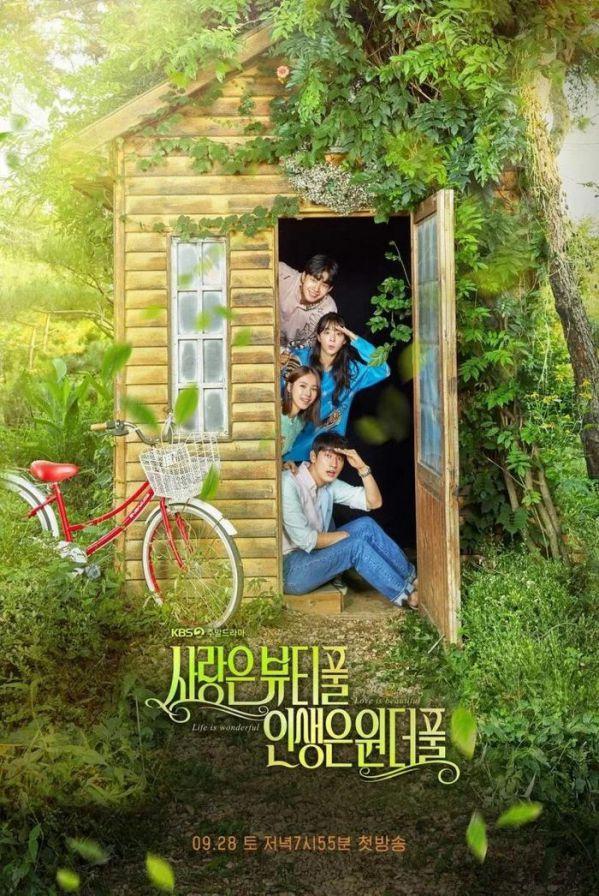 Top 10 phim Hàn được tìm kiếm nhiều nhất trên Naver đầu tháng 10 2