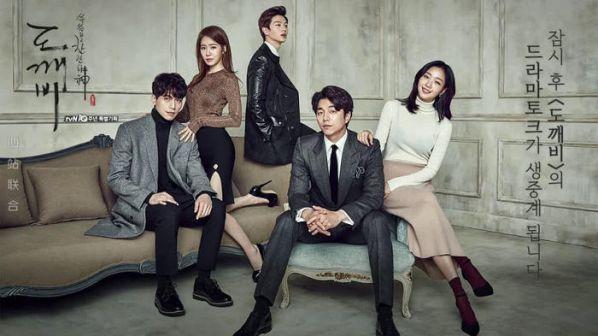 Top 6 phim Hàn Quốc có rating cao nhất (trên 12%) của đài cáp tvN 1