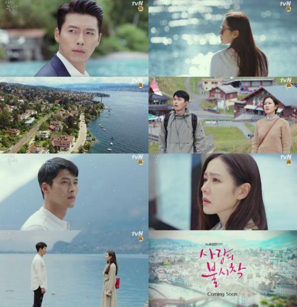 """Phim Hàn sắp lên sóng tháng 11: Mong đợi nhất """"Crash Landing on You"""" 12"""