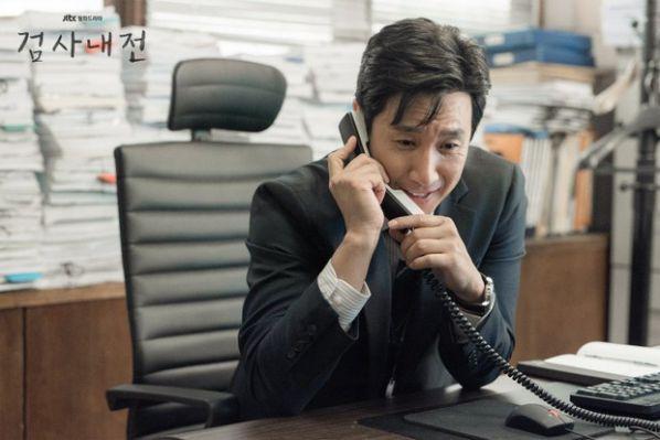 Lịch lên sóng của các phim Hàn Quốc tháng 12 khép lại cuối năm 2019 11
