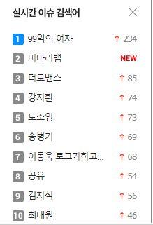 """Tập 1 """"Woman of 9.9 Billion"""" đạt rating """"khủng"""", top 1 trên Naver 2"""