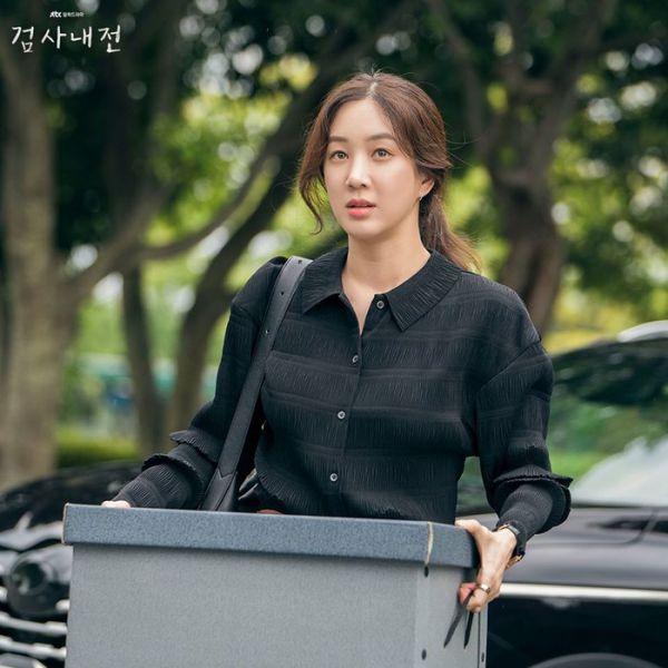 Top 10 bộ phim Hàn Quốc nổi tiếng nhất tuần 3 tháng 12/2019 6