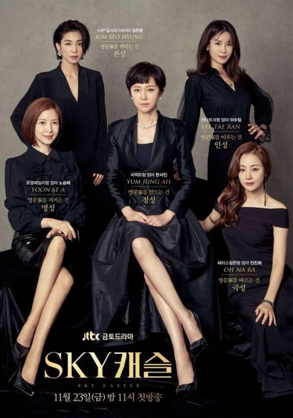 Top 10 phim bộ Hàn Quốc hay nhất từ năm 2010 đến 2019 8