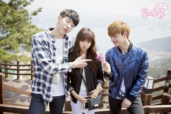 """Kim Yo Han (X1) sẽ tham gia phim học đường """"School 2020""""? 6"""