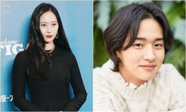 """Krystal và Jang Dong Yoon đóng chính trong phim """"Search"""" 1"""