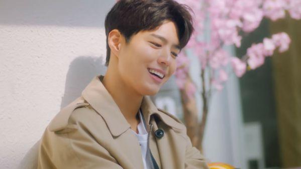 """Park Bo Gum, Park So Dam đóng chính trong """"Record of Youth"""" 1"""