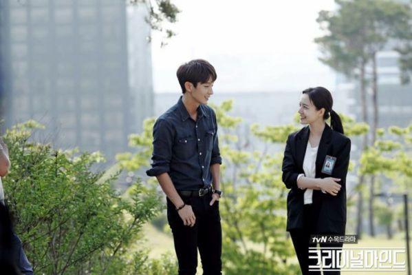 """Phim """"Flower of Evil"""" do Lee Jun Gi và Moon Chae Won đóng chính 6"""