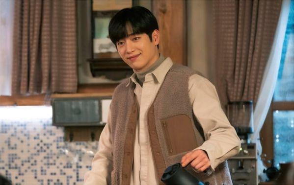 Tạo hình của Park Min Young và Seo Kang Joon trong phim mới 3