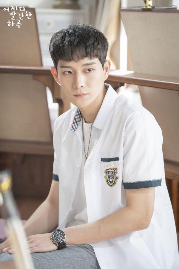 Tạo hình của Park Min Young và Seo Kang Joon trong phim mới 7
