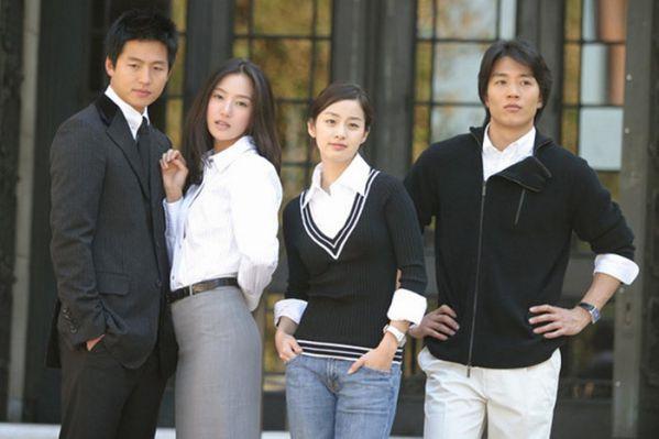 """Dàn diễn viên cực phẩm trong """"Hi Bye Mama!"""" của Kim Tae Hee 2"""