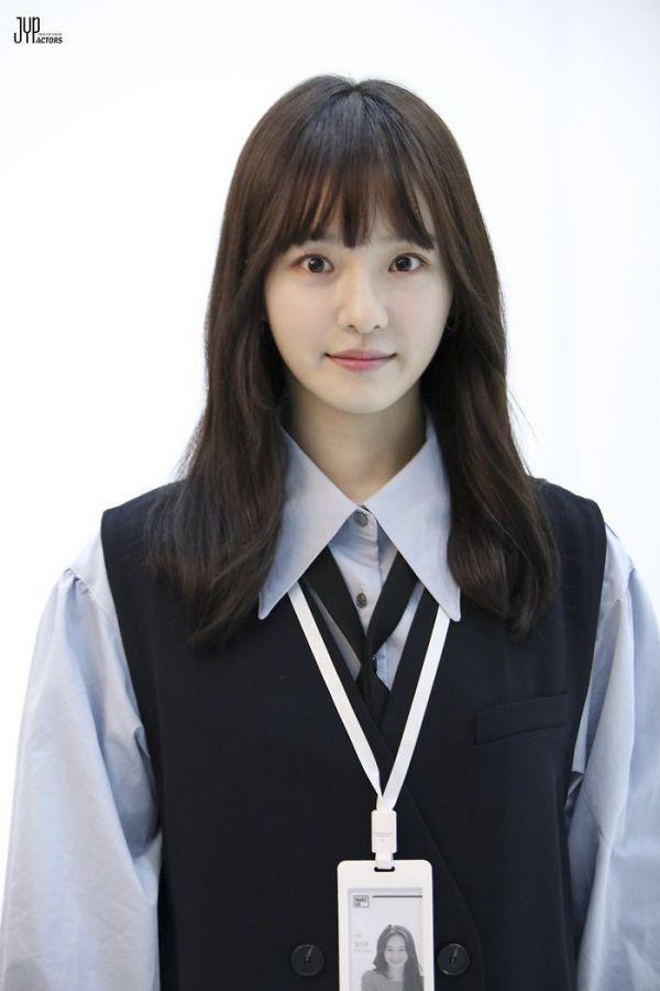 """Nữ chính đóng cùng Kim Soo Hyun trong """"Psycho But It's Okay"""" là? 5"""