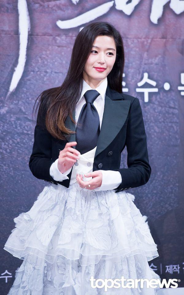 """Park Seo Joon và Jeon Ji Hyun đóng chính trong """"Jiri Mountain""""?3"""