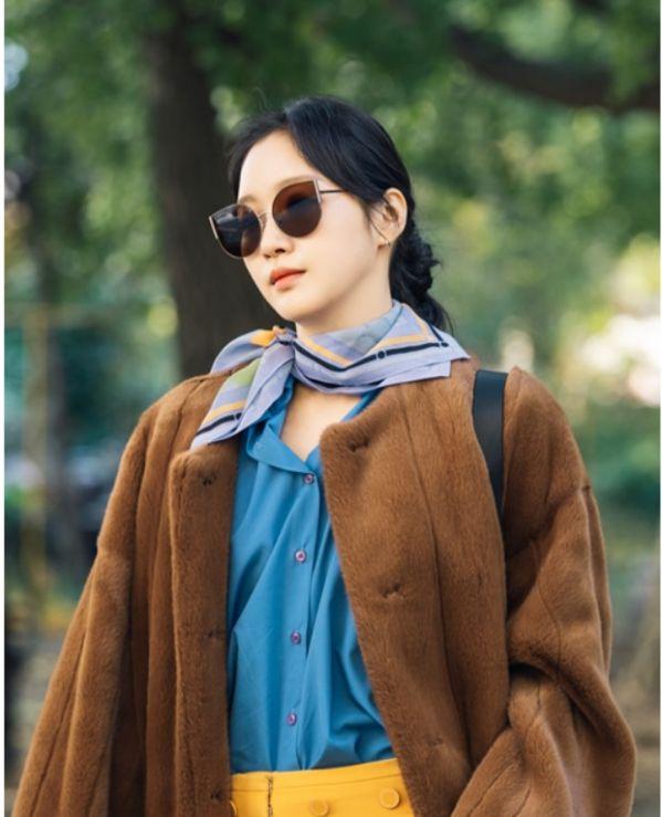 """Tạo hình của Lee Min Ho và Kim Go Eun trong """"Quân Vương Bất Diệt"""" 4"""