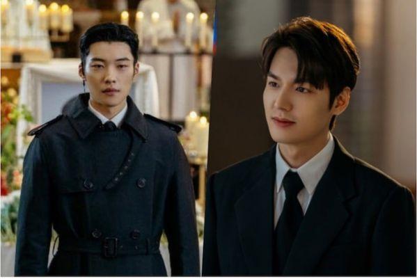 """Đội cận vệ siêu ngầu của Lee Min Ho trong """"The King: Eternal Monarch""""3"""