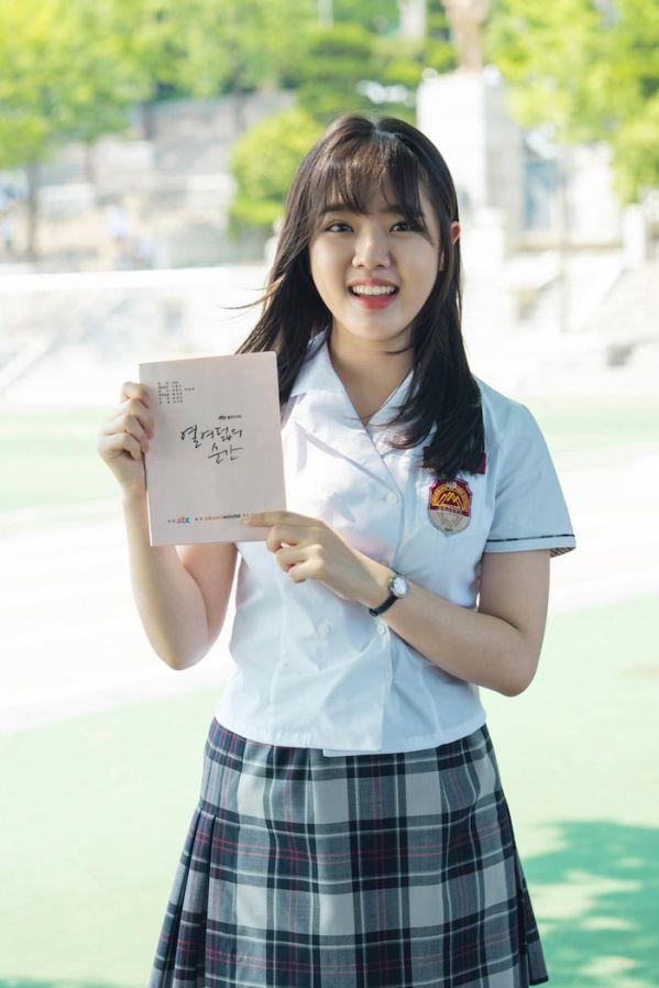 """Park Ji Hoon sẽ dự đóng phim """"Love Revolution"""", nữ chính là ai?8"""