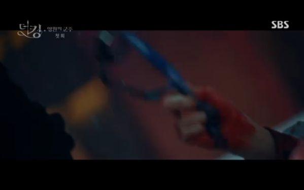 """""""Quân Vương Bất Diệt"""" tập 1: Lee Min Ho khao khát tìm ân nhân 12"""
