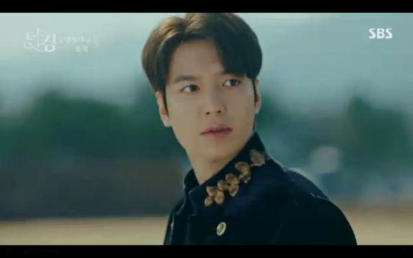 """""""Quân Vương Bất Diệt"""" tập 1: Lee Min Ho khao khát tìm ân nhân 31"""
