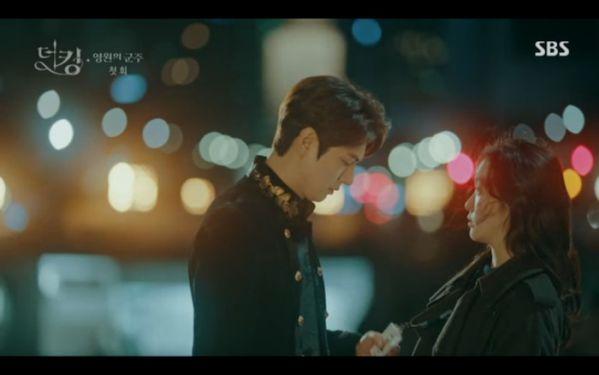 """""""Quân Vương Bất Diệt"""" tập 1: Lee Min Ho khao khát tìm ân nhân 34"""