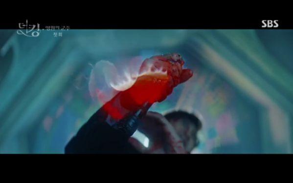 """""""Quân Vương Bất Diệt"""" tập 1: Lee Min Ho khao khát tìm ân nhân 7"""