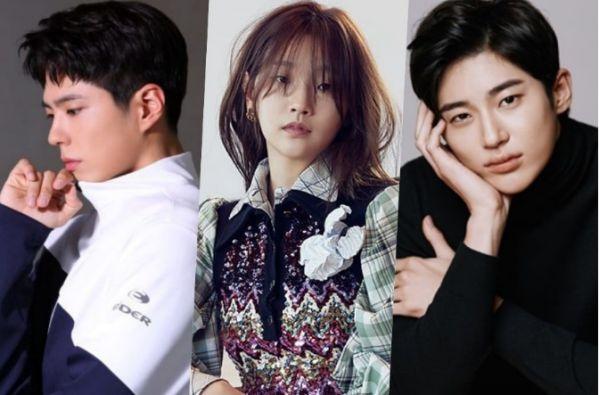 """""""Record of Youth"""" của Park Bo Gum và Park So Dam bắt đầu quay 1"""