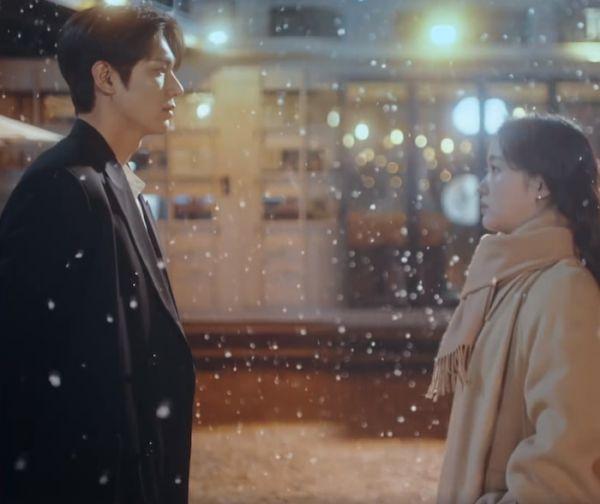 """Tạo hình ngọt ngào của Kim Go Eun trong """"Quân Vương Bất Diệt"""" 7"""